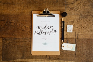 modern calligraphy course (1 of 56)